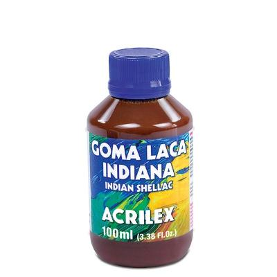 PINTURA ACRILEX GOMA LACA INDIANA