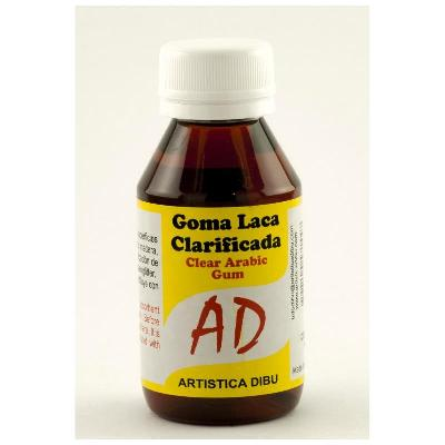 GOMA LACA CLARIFICADA AD 100 ML