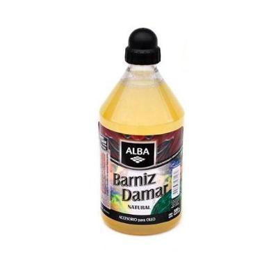 BARNIZ ALBA  DAMAR X 500ML.