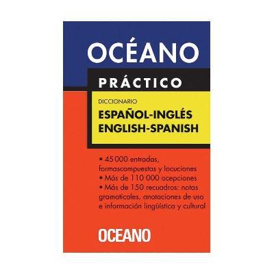 DICCIONARIO INGLES OCEANO PRACTICO
