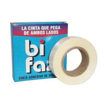 CINTA BIFAZ VIGOR 12mm x 10mt