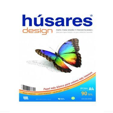 RESMA HUSARES DESIGN A4 90 GRS x 400 HOJAS