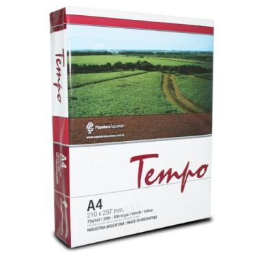 RESMA TEMPO A4 75 GRS BLANCO