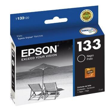 CARTUCHO EPSON T133 NEGRO