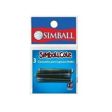 REPUESTO CARTUCHO SIMBALL COLE ROLLER X 3