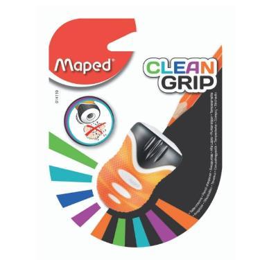 SACAPUNTA MAPED CLEAN GRIP 1 FILO CON DEPOSITO EN BLISTER