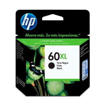 CARTUCHO HP 60XL NEGRO