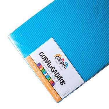 CARTON CORRUGADO CARPEL OFICIO BLISTER X 10 SURTIDO