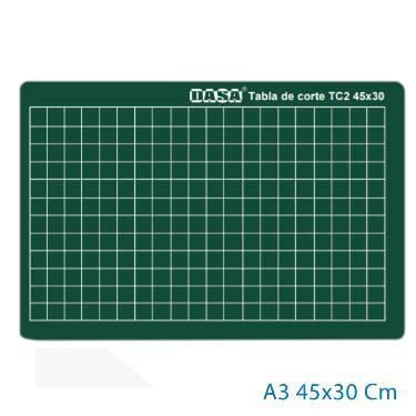 BASE DE CORTE DASA 45X30 A3