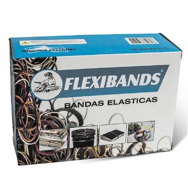 BANDAS ELASTICAS FLEXIBANDS X 500 GRS. SOAFRA