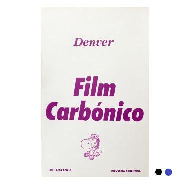 CARBONICO FILM DENVER AZUL X 50