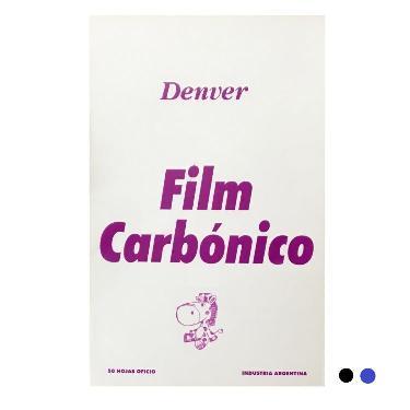 CARBONICO FILM DENVER NEGRO X 50