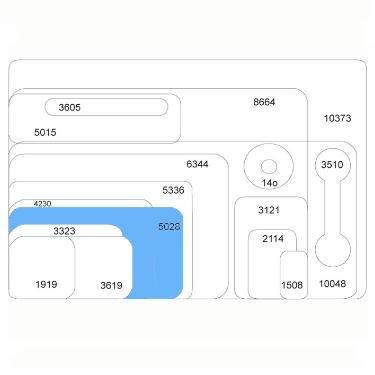ETIQUETA ORI-TEC 5028 3027