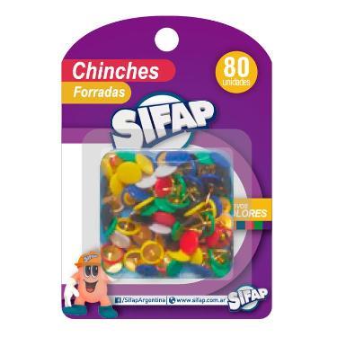 CHINCHES SIFAP FORRADAS X80