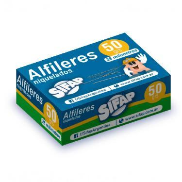 ALFILERES SIFAP X 50GRS.