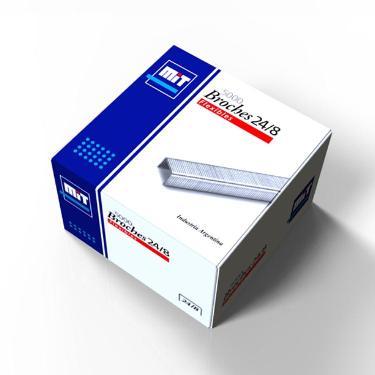 BROCHE MIT PARA ABROCHADORA Nº 24-8 X 5000 FLEXIBLES