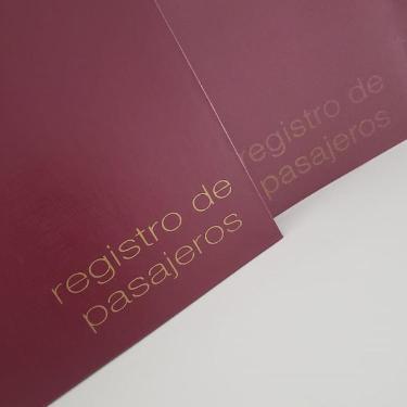 LIBRO RAB REGISTRO DE PASAJERO 2 MANOS 2318-P