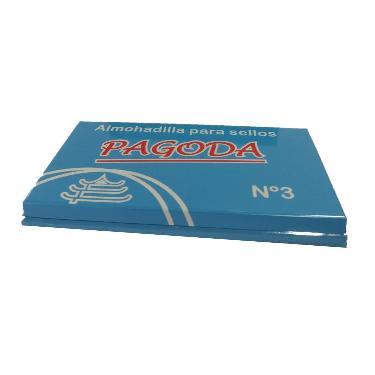 ALMOHADILLA PAGODA N3