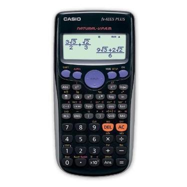CALCULADORA CASIO FX 82 ES-LA 252 FUNCIONES