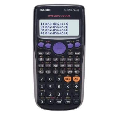 CALCULADORA CASIO FX 95 ES PLUS 274 FUNCIONES
