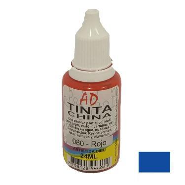 TINTA CHINA AD AZUL 20 ML