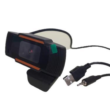CAMARA WEB WC 720P USB + MICROFONO INTEGRADO BLACK
