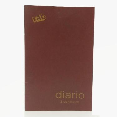 LIBRO RAB DIARIO CONTABILIDAD SERIE 1726-D2-D3