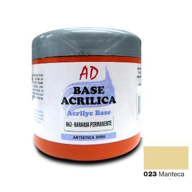 BASE ACRILICA AD MANTECA 200ML