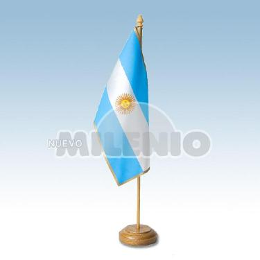 MASTIL DE ESCRITORIO MADERA 40CM. MILENIO