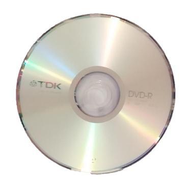 DVD-R TDK 4.7GB-8X