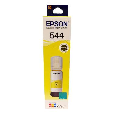 TINTA EPSON T544 AMARILLO 65 ml. PARA L3110-L1110-L3150-L5190