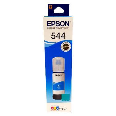 TINTA EPSON T544 CYAN 65 ml. PARA L3110-L1110-L3150-L5190