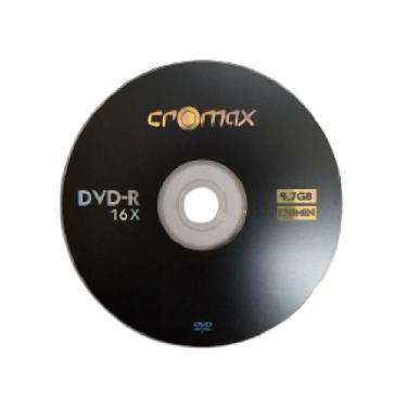 DVD-R CROMAX 4.7GB-16X