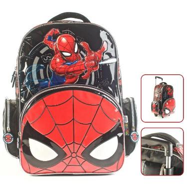 "MOCHILA WABRO 2021 16"" SPIDER-MAN GREAT POWER 62312"