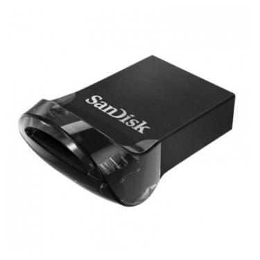PENDRIVE SANDISK 16GB ULTRA FIT 3.1 NEGRO