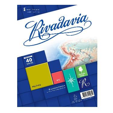 MAPA N°3 POLITICO EUROPA RIVADAVIA POR UNIDAD