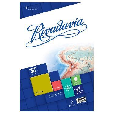 MAPA N°5 POLITICO EUROPA RIVADAVIA POR UNIDAD